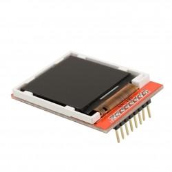 "Ecran 1.44"" LCD TFT SPI 128*128 ST7735S 5V/3,3V"