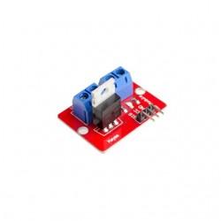 Modul IRF520 0-24V Mosfet Driver cu tranzistor de putereModul IRF520 0-24V Mosfet Driver cu tranzistor de putere