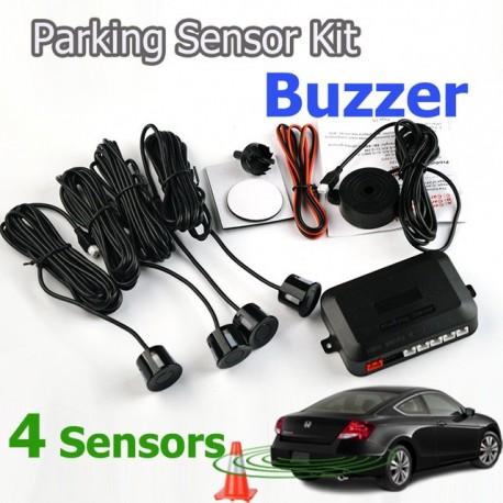 Sistem cu senzori ultrasunete pentru parcare