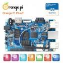 Orange Pi Plus2e H3 Quad Core 1.6GHZ 2GB RAM 16GB Flash WIFI HDMI SATA