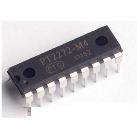 Modul receptor PT2272 M4