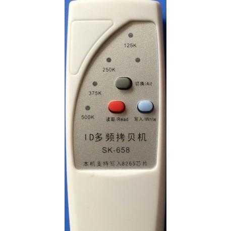 Copiator duplicator cartele taguri RFID EM 125kHz 250KHz 375KHz 500KHz