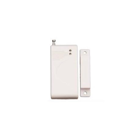 Senzor magnetic wireless 315/433mhz pentru geam sau usa sistem alarma