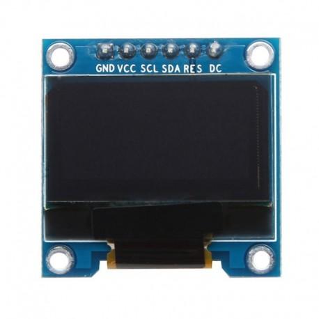 "Ecran 0,96"" LCD OLED I2C IIC 128X64"