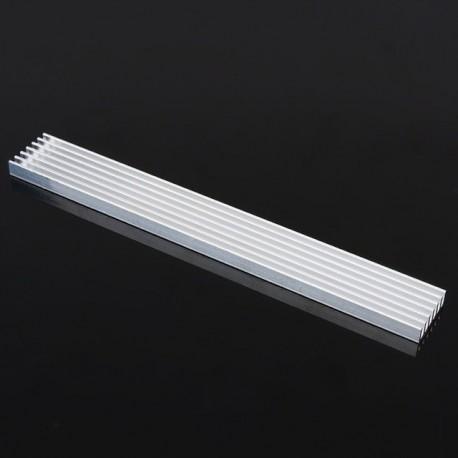 Radiatoar cooler aluminiu 150 X 20 x 6 mm