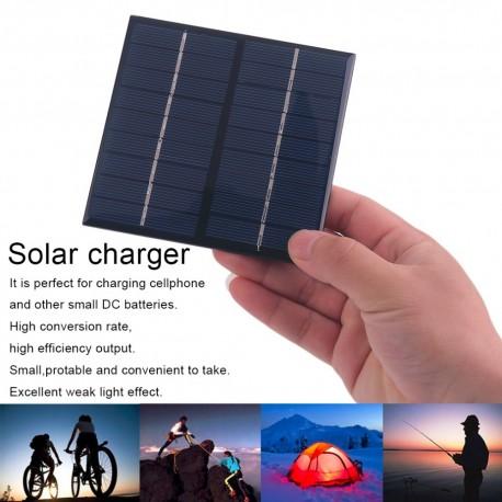 Panou solar 9v 2W 220MAh