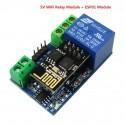 Modul ESP01 1 releu WIFI cu ESP8266 5v 220v