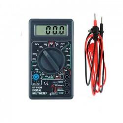Aparat masura tester voltmetru ampermetru ohmetru cu LCD