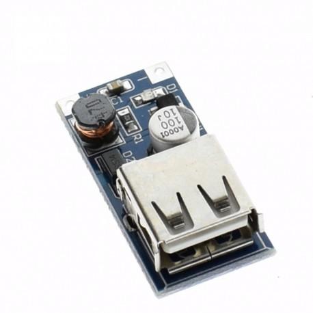 Sursa incarcator DC-DC USB step up de la 0.9V ~ 5V la 5V 600MA