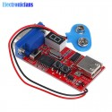 Generator tester semnal VGA LCD 15 semnale cu USB si port dual alimentare