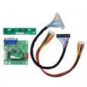 "Controler dirver MT6820-B universal pentru display LVDS LCD 5V 10""-42"""