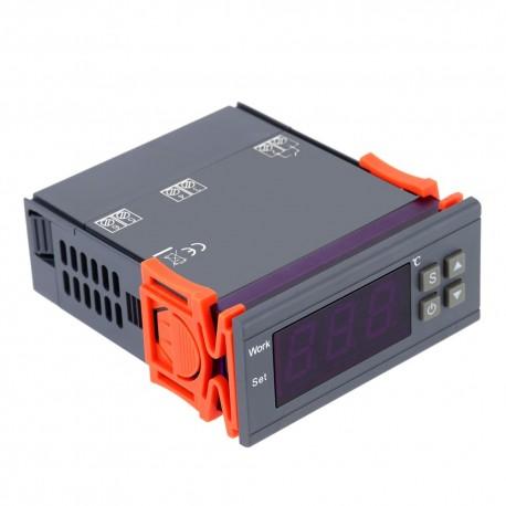 Termostat digital cu afisaj si sonda la 220V