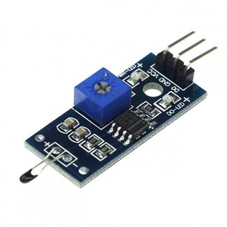 Senzor temperatura cu termistor