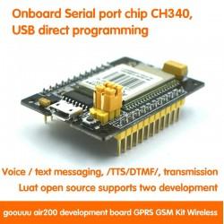 Modul GSM GPRS SIM900A cu microusb si ch340 programabil