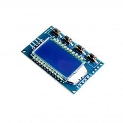 Generator de frecventa semnal digital 1Hz-150Khz 3.3V-30V PWM cu afisaj OLED