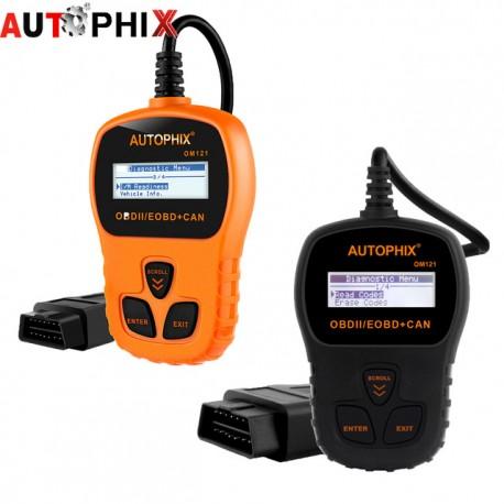 Scaner tester diagnoza auto AUTOPHIX OBDMATE OM121 OBD2 EOBD CAN