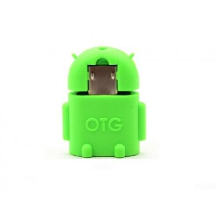 Convertor micro USB OTG pentru android