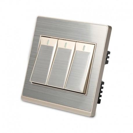 Intrerupator WIFI 3 canale AC220 10A