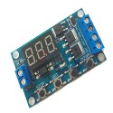 Modul programabil timer cu optocuplor si afisaj LED DC 5-30V DC 20A