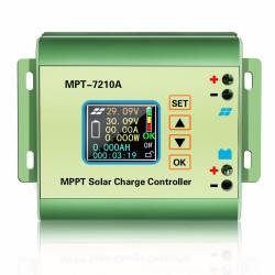 Regulator controler panouri solare cu afisaj LCD OLED MPPT 10A 4/36/48/60/72V Max 600W