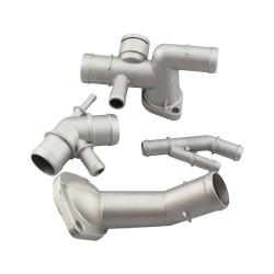 Set conducte aluminiu pentru sistem racire pentru Audi Skoda Vw motor 1.8T AUM/AUQ/BAM