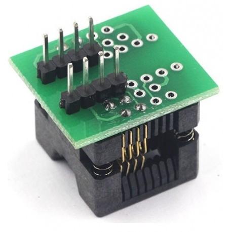Adaptor convertor SOIC8 SOP8 la DIP8