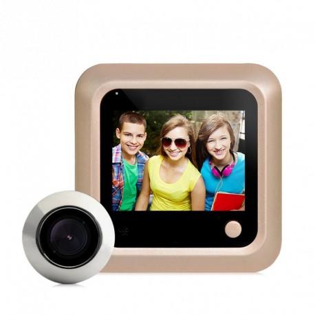 """Vizor cu ecran LCD 2.4"""" si inregistrare pe micro sd"""