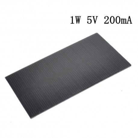 Panou solar 1W 5v