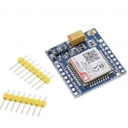 Modul GSM SIM800L QUAD BAND cu antena si PCB verde