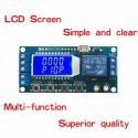Modul timer cu 1 releu si afisaj LCD OLED DC 6-30V USB 5V