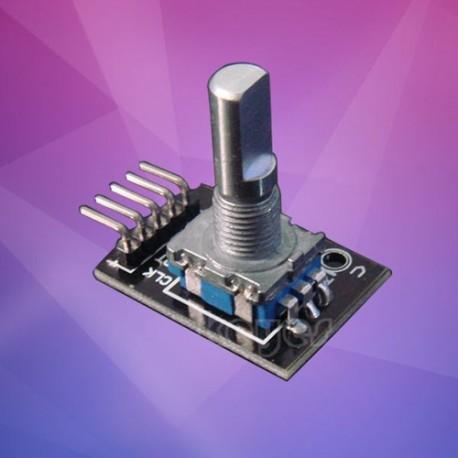 Potentiometru encoder rotativ KY-040