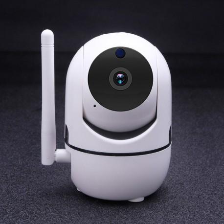 Camera ip Wifi FULL HD 1080p cu microfon si slot pentru sd card