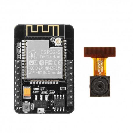 Placa dezvoltare nodemcu ESP32-CAM cu WiFi + bluetooth + Camera OV2640