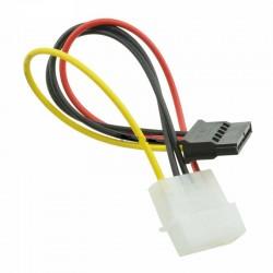 Adaptor cablu alimentare 4 pini IDE Molex la SATA
