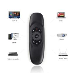 Telecomanda Fly Air Mouse Wireless 2.4G cu acumulator si giroscop