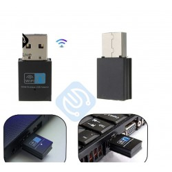 Adaptor placa retea WIFI USB 300mbps 802.11n/g/b