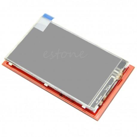 "Ecran 3.5"" LCD TFT 480X320 pentru arduino"