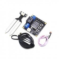 Controler umiditate sol 20-99% VHM-014 cu afisaj digital